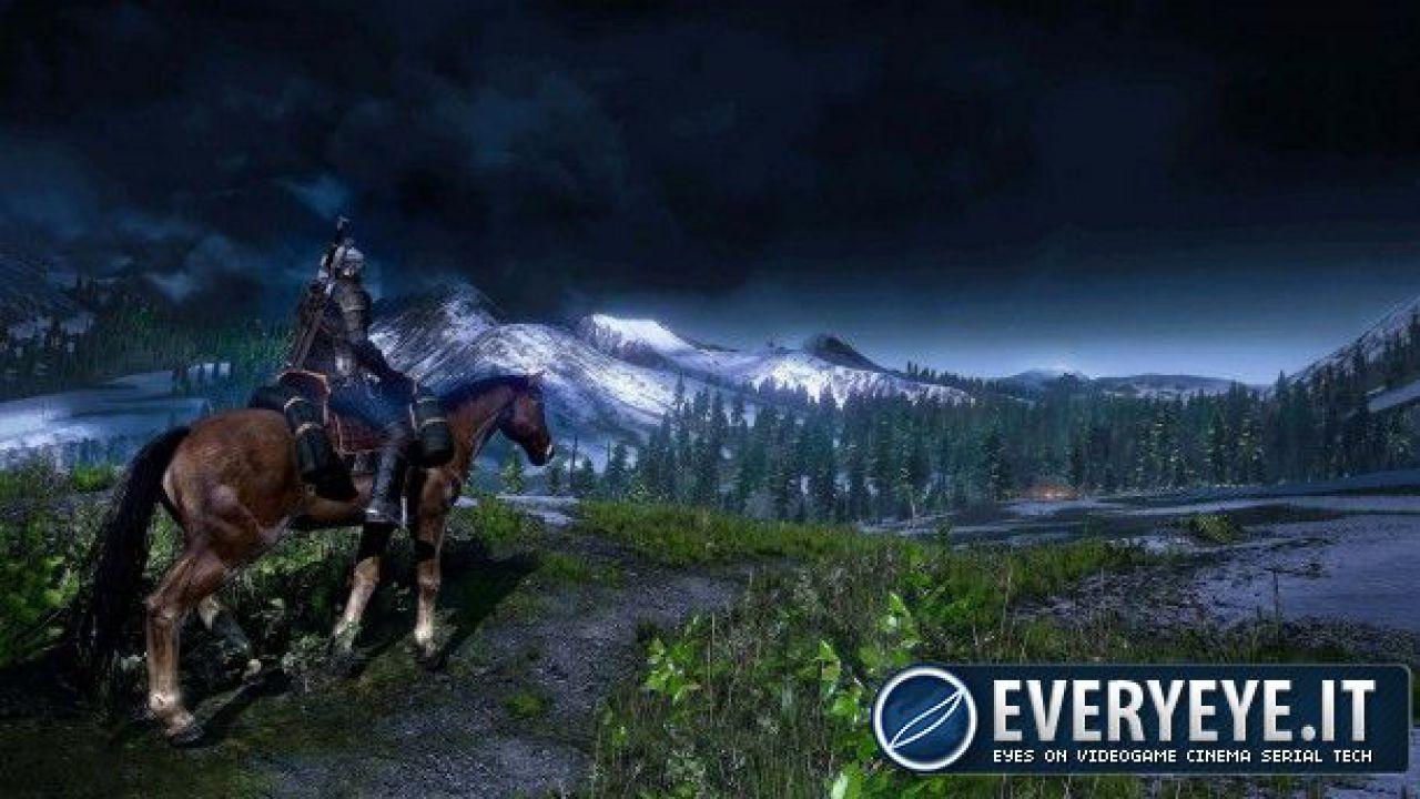 La mappa di The Witcher 3 Wild Hunt si mostra in nuove immagini