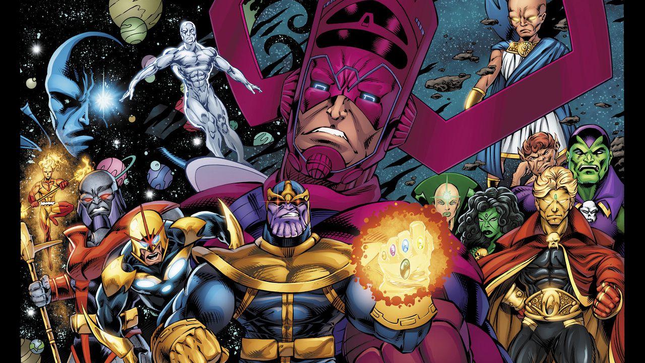 La Marvel chiude Infinity War con un ritorno cosmico