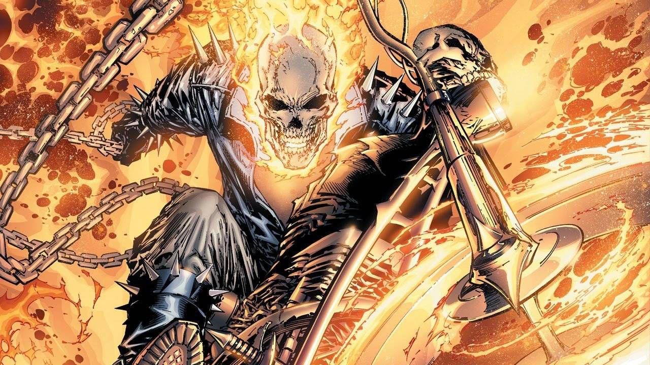 La Marvel Comics cancella la serie principale di Ghost Rider