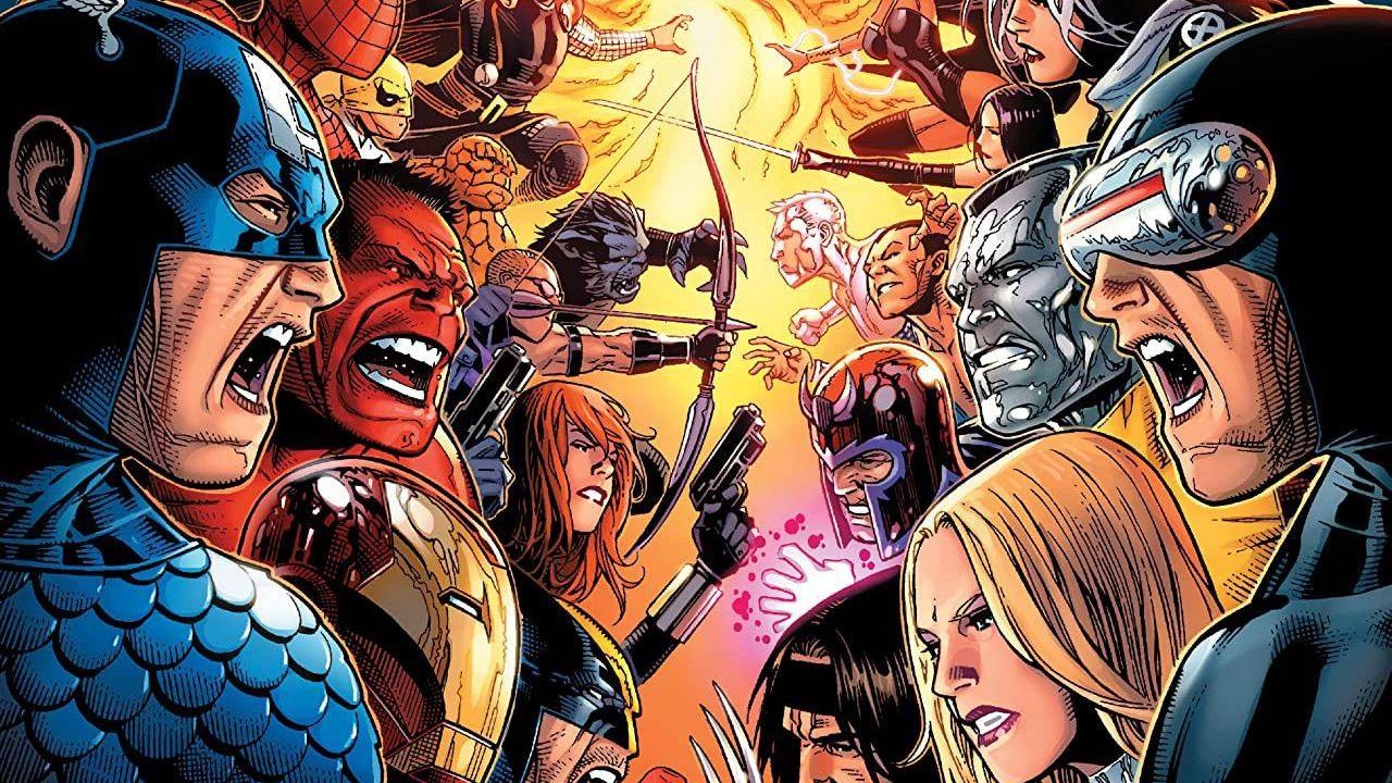 La Marvel Comics dirama gli appuntamenti per il Comic-Con di quest'anno