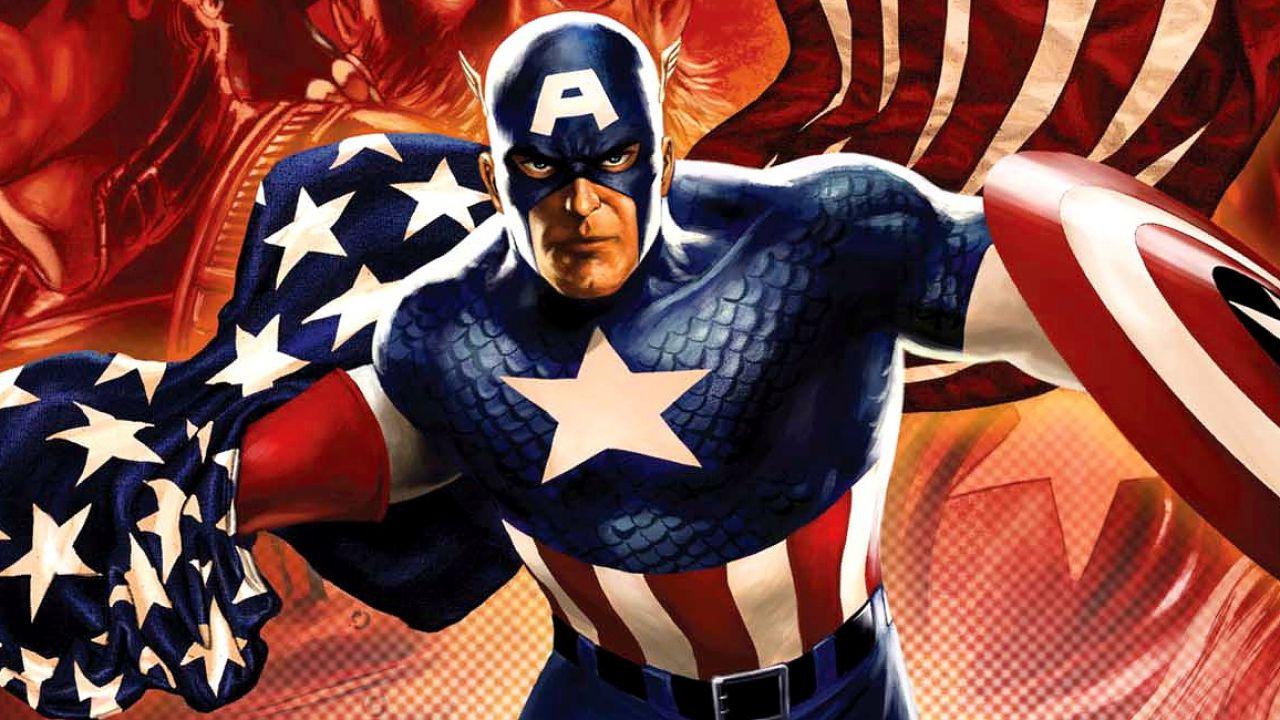 La Marvel conferma: Capitan America del futuro è una donna