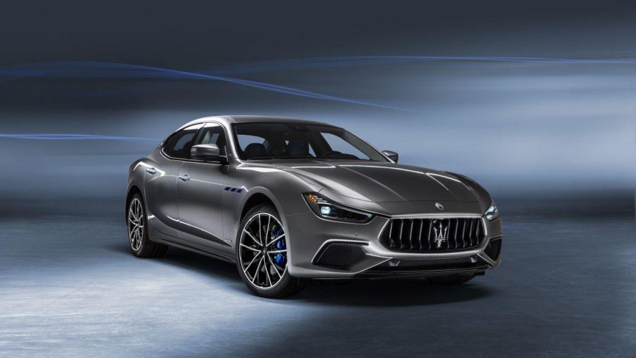 La Maserati Ghibli Hybrid è tra noi: ecco tutti i dettagli
