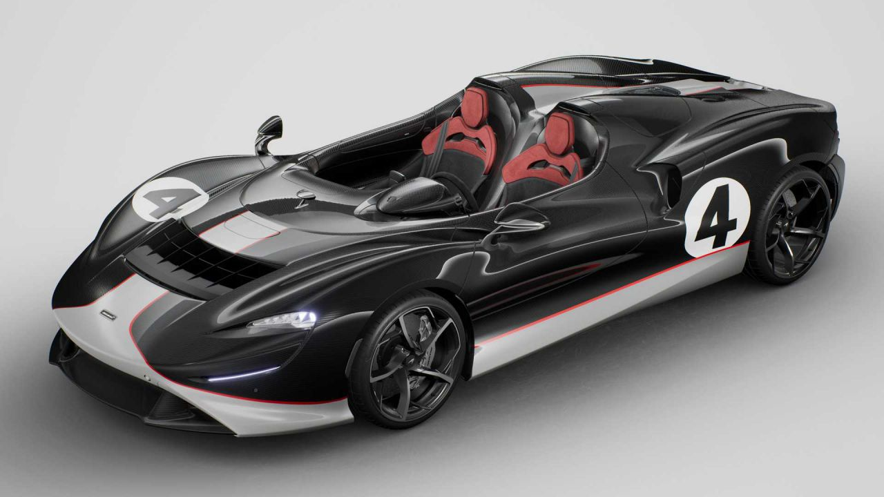 La McLaren Elva M1A di MSO è una speedster da sogno che onora la storia McLaren