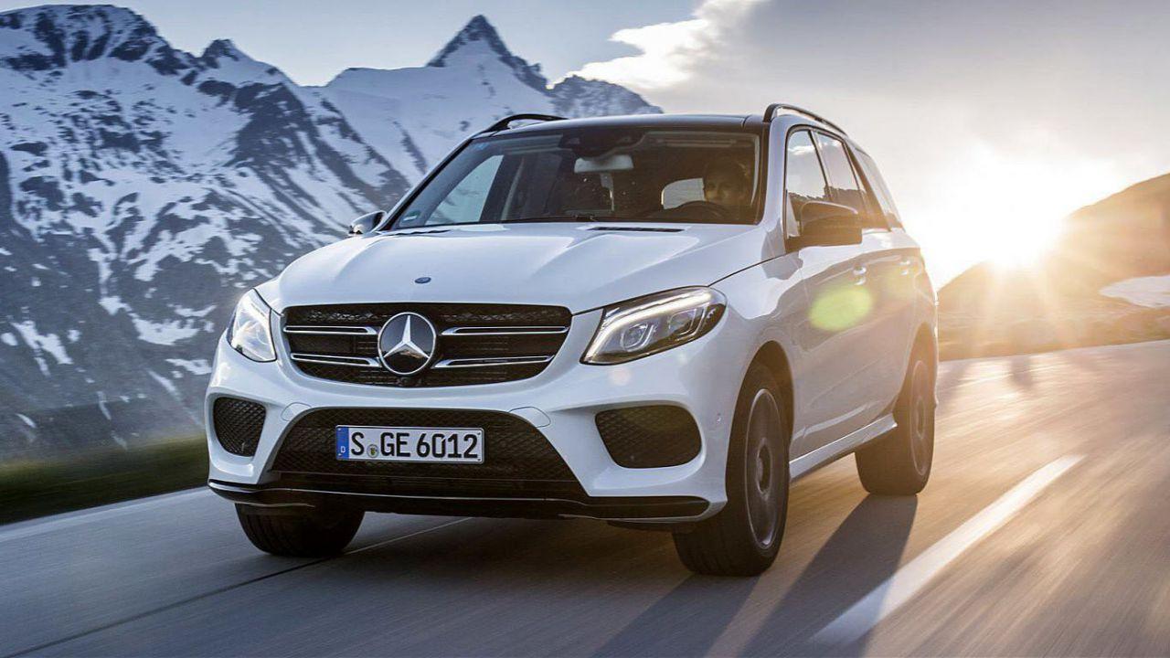 La Mercedes GLE ibrida plug-in punta ai 100 km di autonomia nel 2019