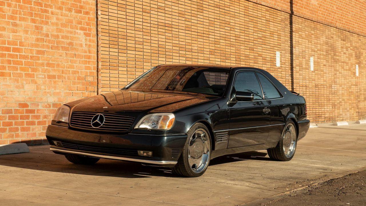 La Mercedes S600 di Michael Jordan è di nuovo in vendita