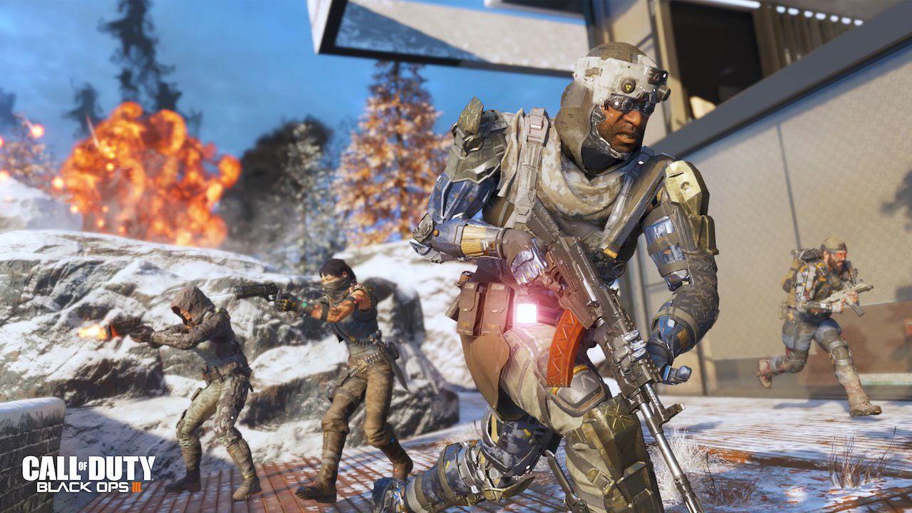 La modalità 'Demolizione' torna in Call of Duty Black Ops 3