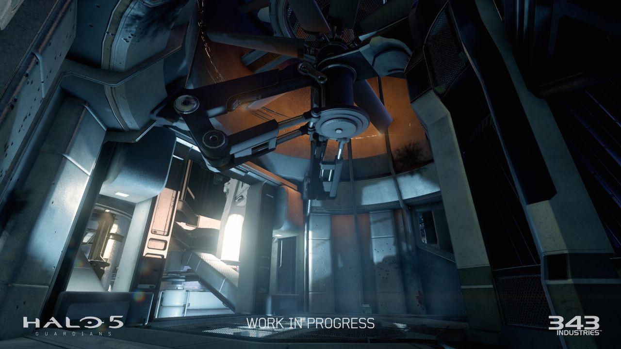 La modalità multigiocatore di Halo 5 Guardians utilizzarà solo server dedicati