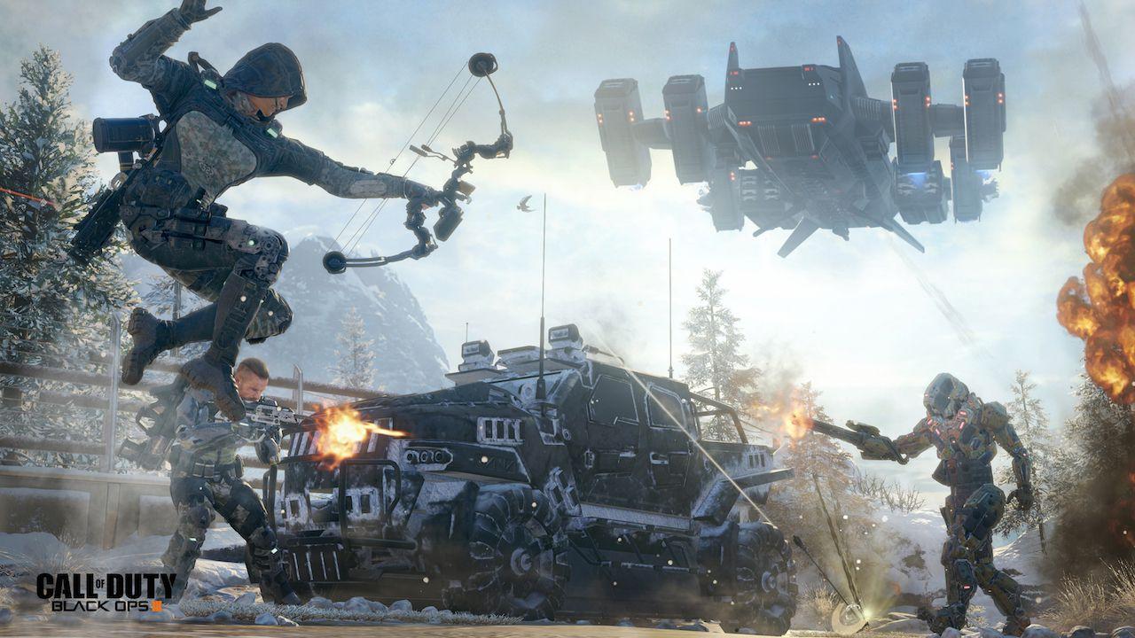 La modalità Zombie di Call of Duty: Black Ops 3 verrà presentata il nove luglio