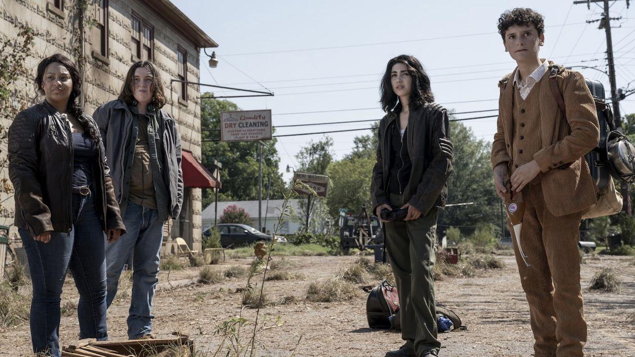 La fine del mondo è solo l'inizio nel poster ufficiale di The Walking Dead: World Beyond
