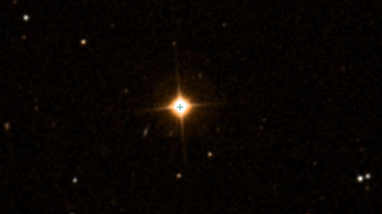 La morte del sole: una stella ci mostra cosa gli accadrà in tempo reale