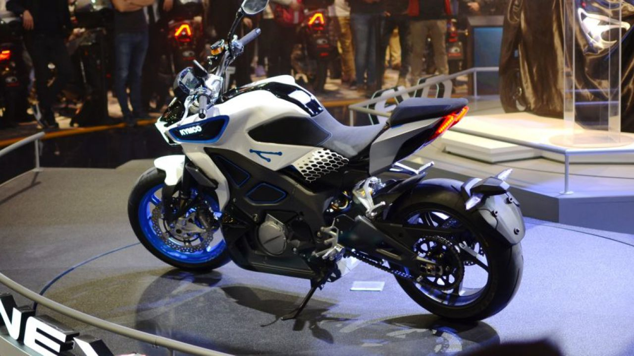 La moto elettrica Kymco RevoNEX sarà prodotta in Italia, è confermato