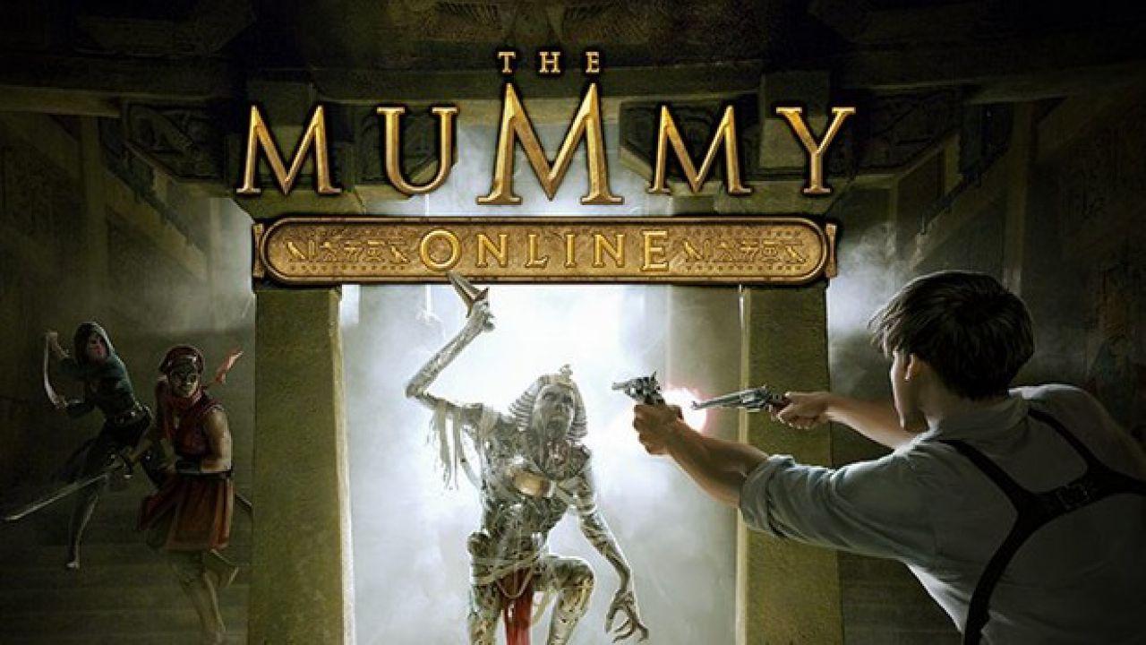 La mummia gioco