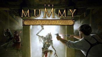 La Mummia diventa un MMORPG