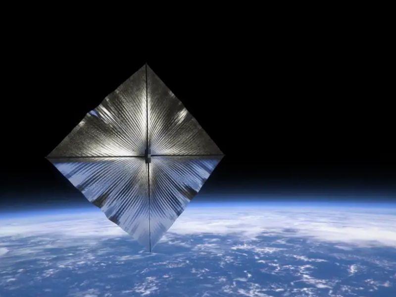 La NASA ha intenzione di provare una nuovissima 'vela solare'