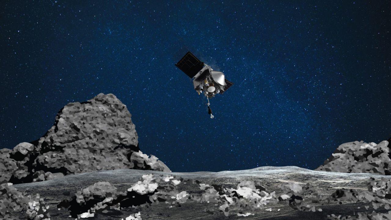La NASA sta per raccogliere un pezzo dell'asteroide Bennu. Ecco come osservarlo