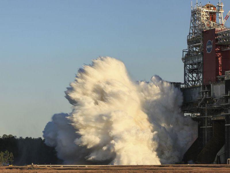 La NASA ci riprova: l'SLS tenterà a fine febbraio il test che ha 'fallito' di recente