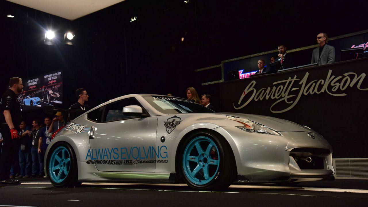 La Nissan 370Z del compianto Paul Walker è diventata la più costosa mai venduta