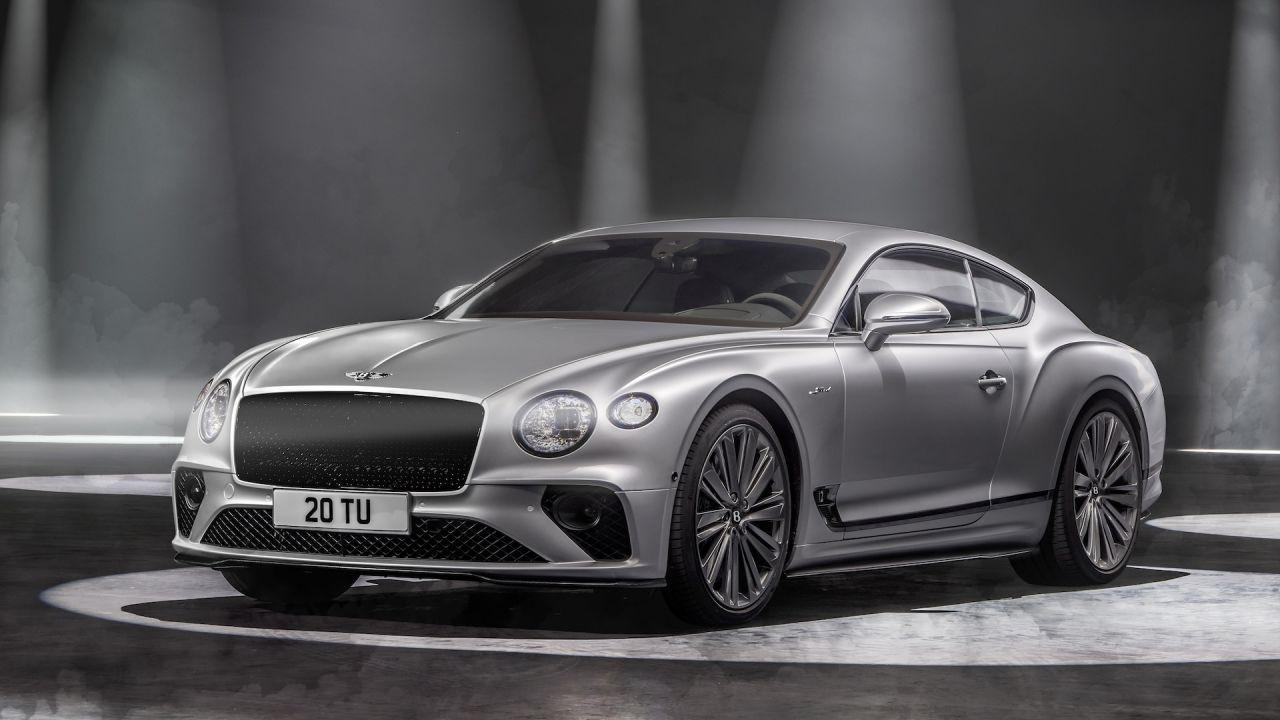La nuova Bentley Continental GT Speed è fatta per dominare i continenti