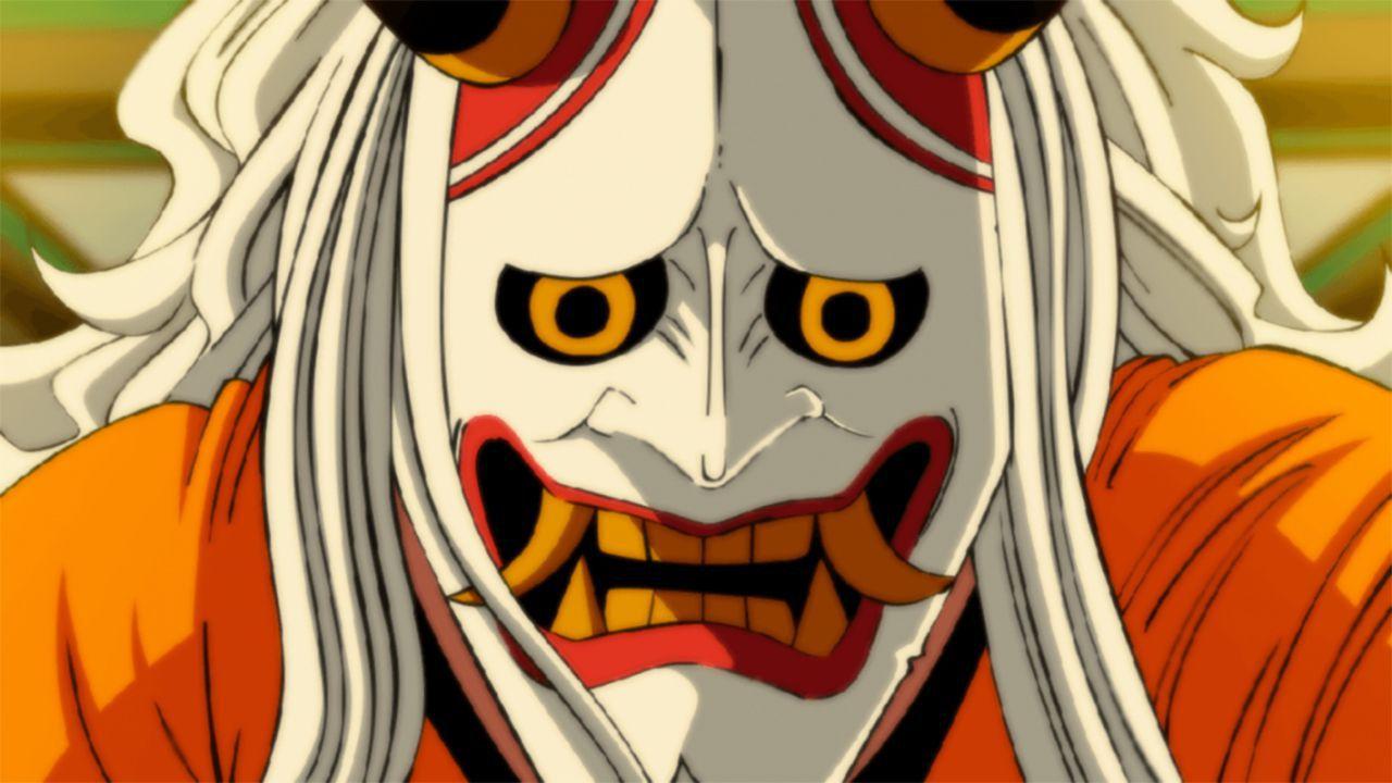 La nuova copertina di ONE PIECE mette Yamato in bella vista con i colori ufficiali di Oda