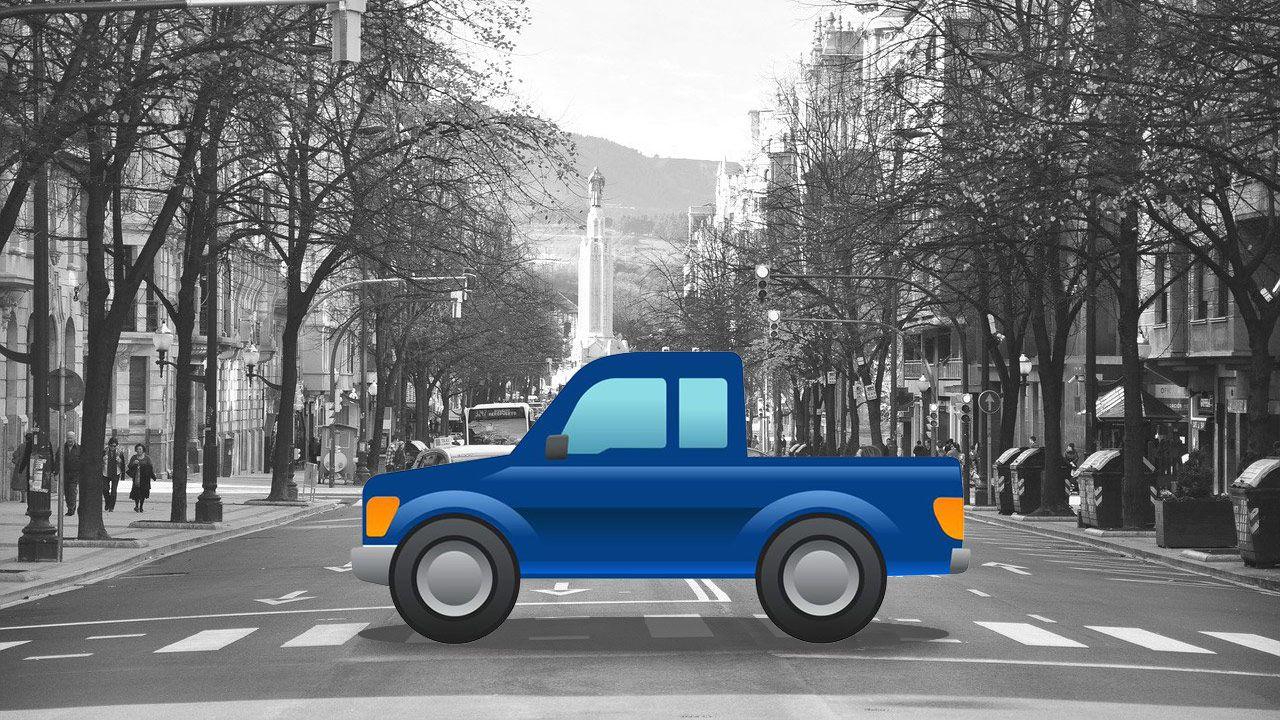 La nuova emoji pickup di iOS 14 è stata disegnata da Ford