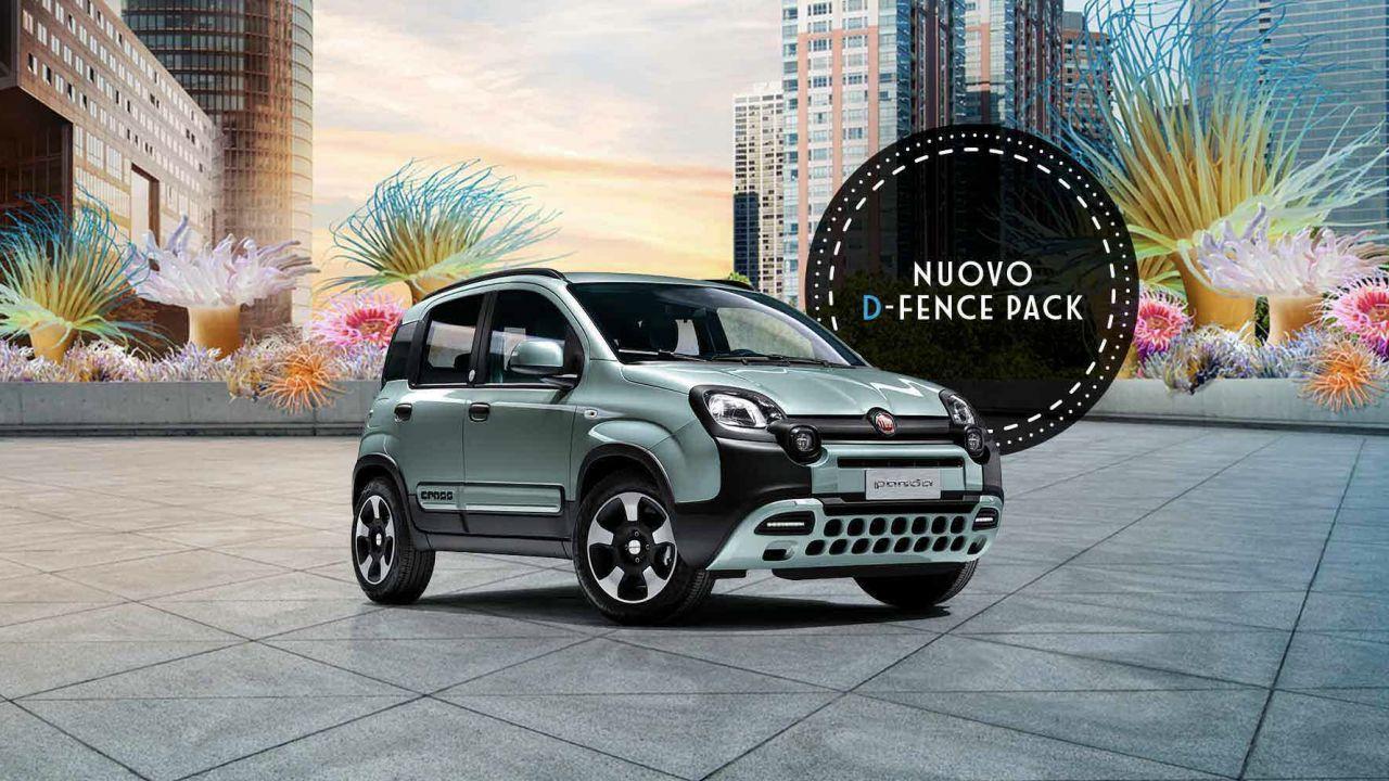 La nuova Fiat Panda Hybrid a meno di 8.500 euro fino al 31 ottobre