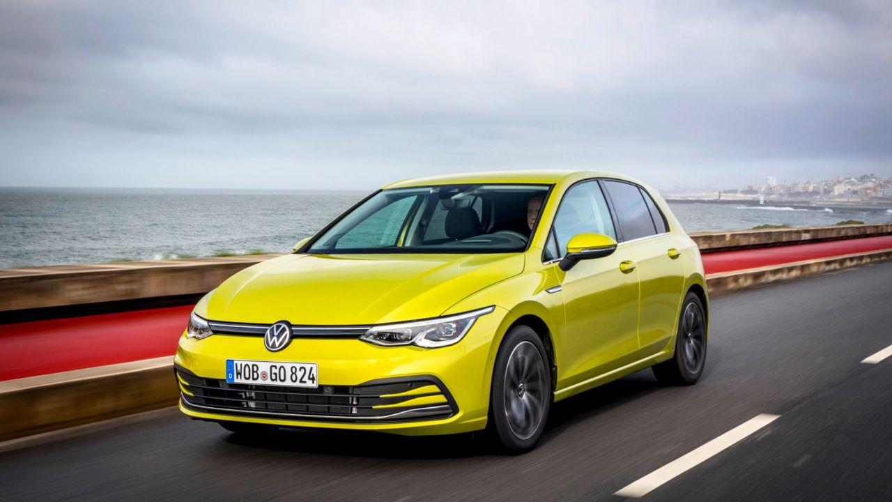 La nuova Golf 8 ibrida a 289 euro al mese tutto incluso, anche RCA e soccorso 24/7