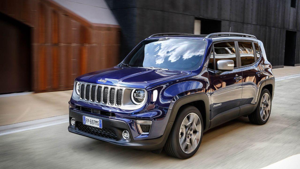 La Nuova Jeep Renegade Plug In Hybrid Prende Vita A Melfi Lancio
