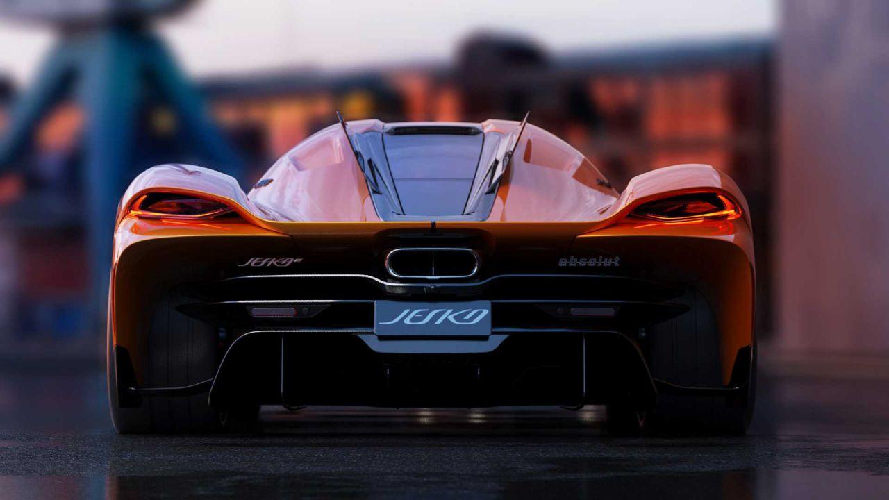 La nuova Jesko Absolut può toccare i 532 km/h, parola di Koenigsegg