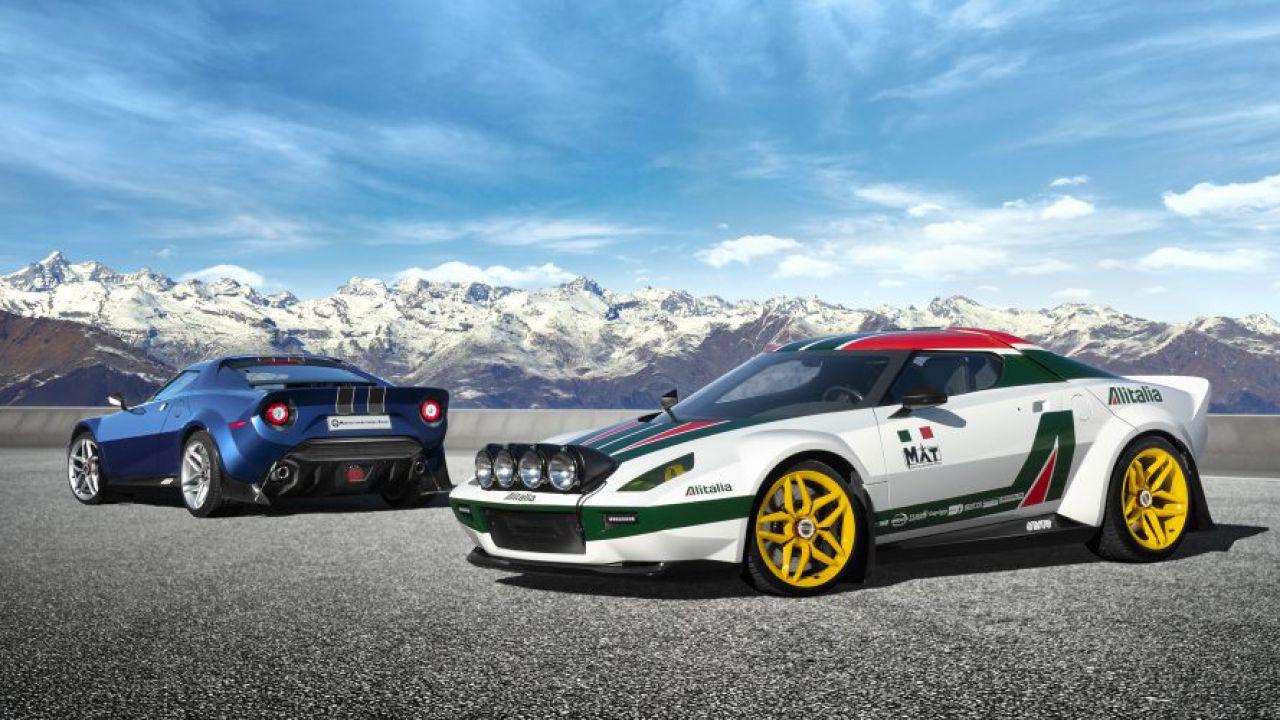 La nuova Lancia Stratos di MAT debutterà a Settembre