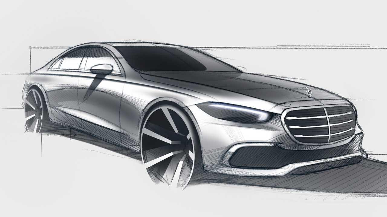 La nuova Mercedes Classe S ridefinirà il concetto di lusso: ecco il primo teaser