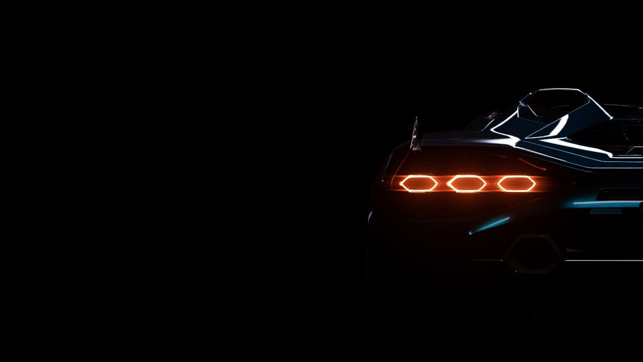 La nuova misteriosa Lamborghini ha le prime immagini teaser