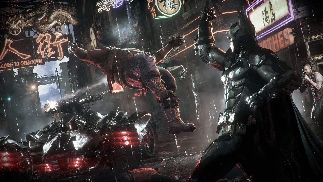 La nuova patch di Batman Arkham Knight per PS4 risolve il problema con le classifiche online