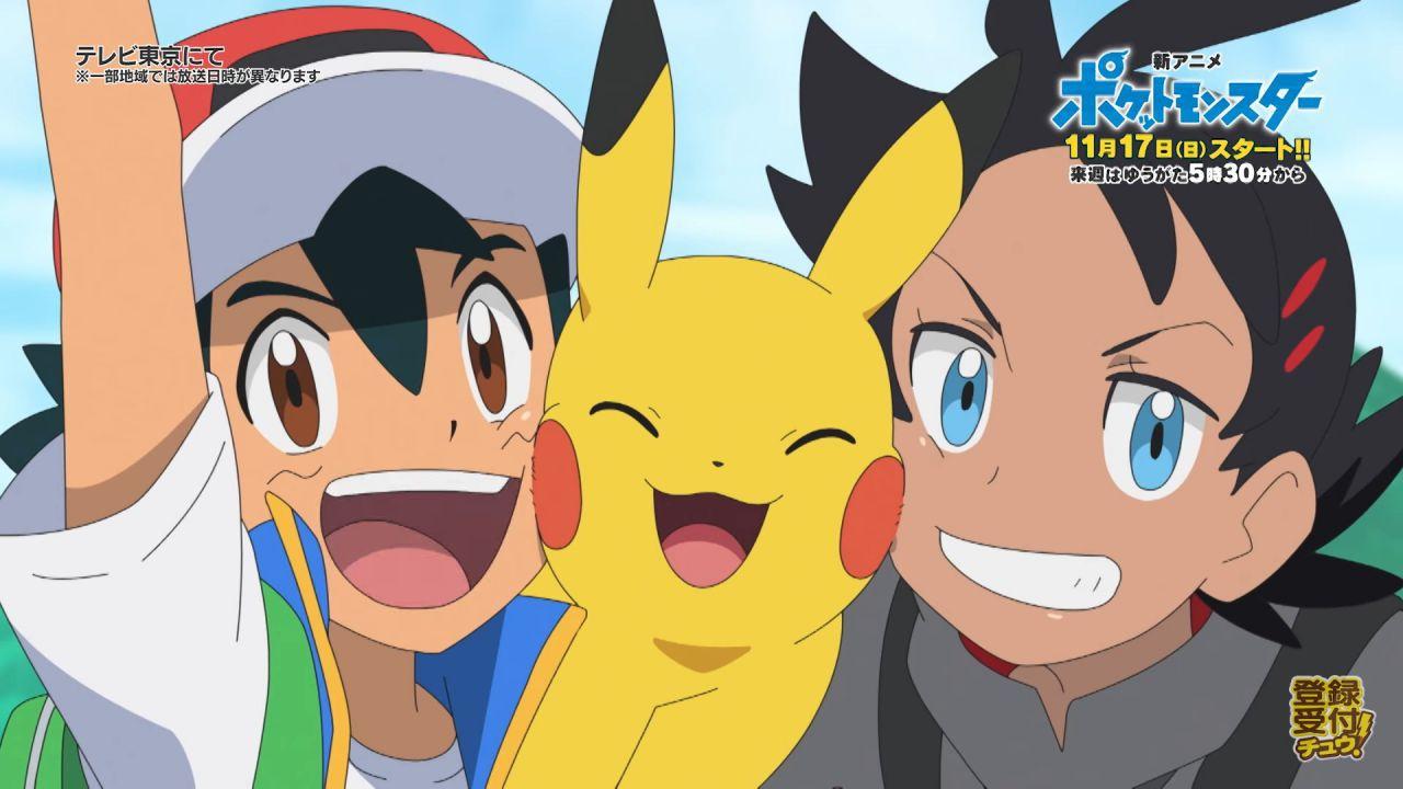 La nuova puntata dell'ultima serie dedicata ai Pokémon si mostra in un trailer