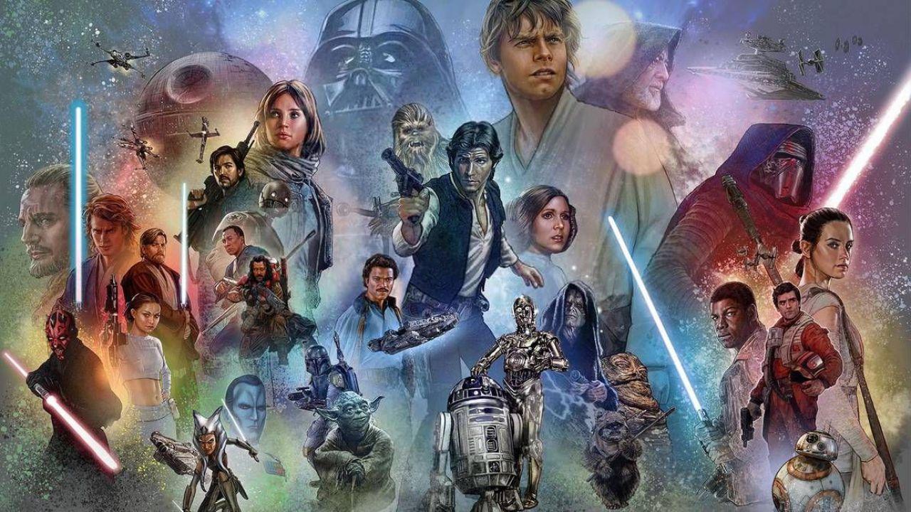 La nuova saga cinematografica di Star Wars passerà per Project Luminous?