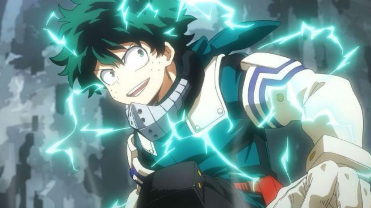 La nuova visual di My Hero Academia 4 mette in risalto i