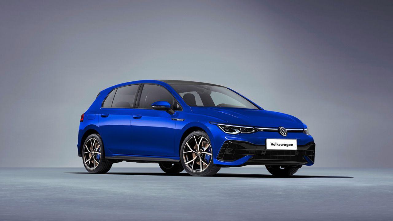La nuova Volkswagen Golf R in arrivo: i nuovi render