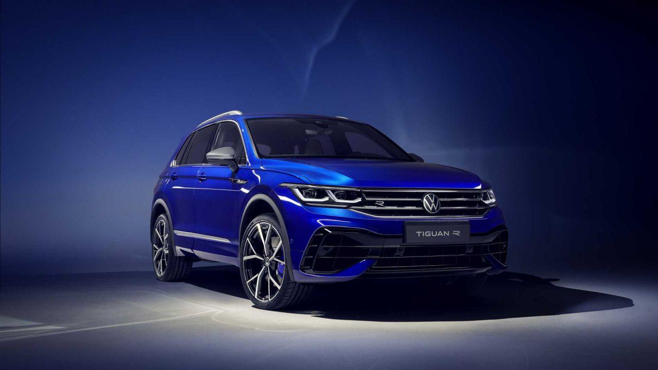 La nuova Volkswagen Tiguan in video: dall'ibrida alla sportiva R