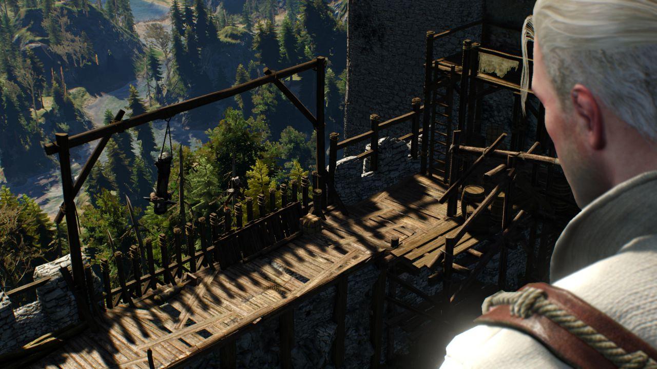 La patch 1.03 di The Witcher 3 non debutterà questa settimana su console