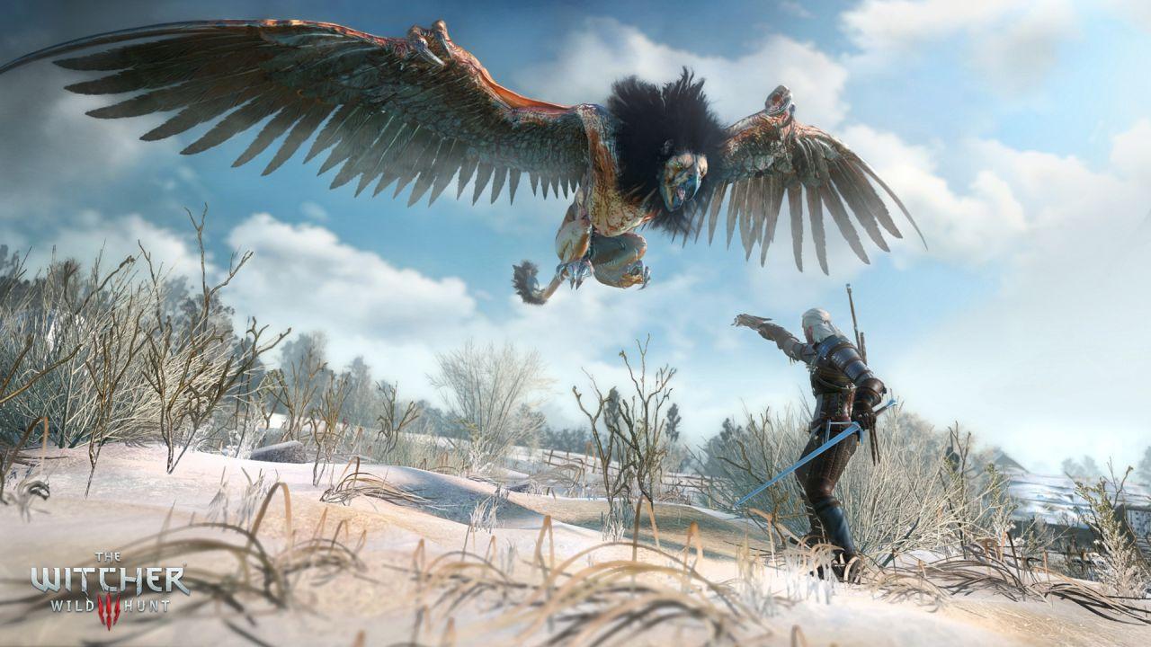 La patch 1.05 per le versioni console di The Witcher 3 sarà disponibile nella giornata di oggi
