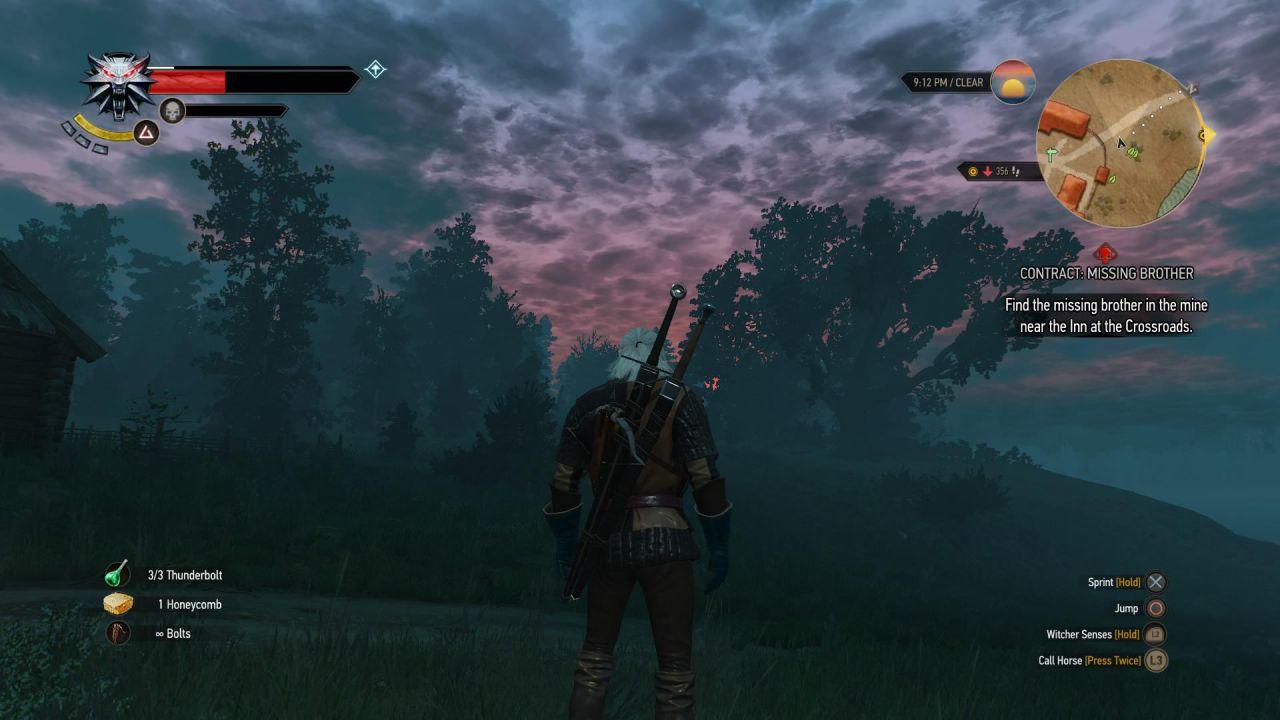 La patch 1.08 di The Witcher 3 migliora il frame rate su console