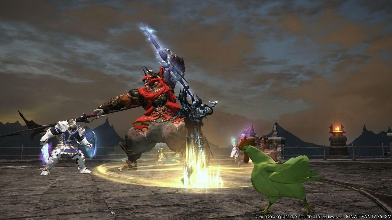 La patch 2.55 Before the Fall di Final Fantasy XIV A Realm Reborn è disponibile da oggi