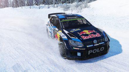 La Polo R WRC sfreccia in questo filmato di WRC 5