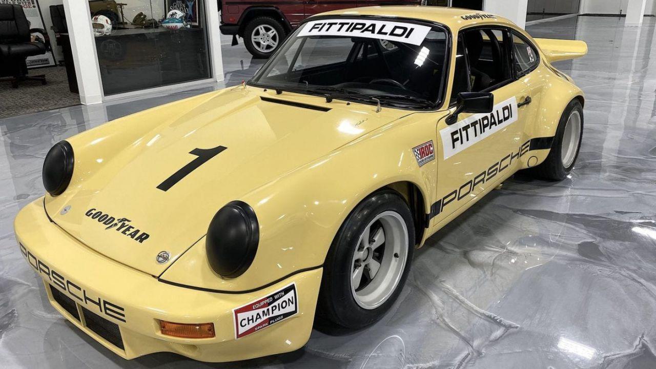 La Porsche 911 RSR di Pablo Escobar è in vendita, ma il prezzo è salatissimo