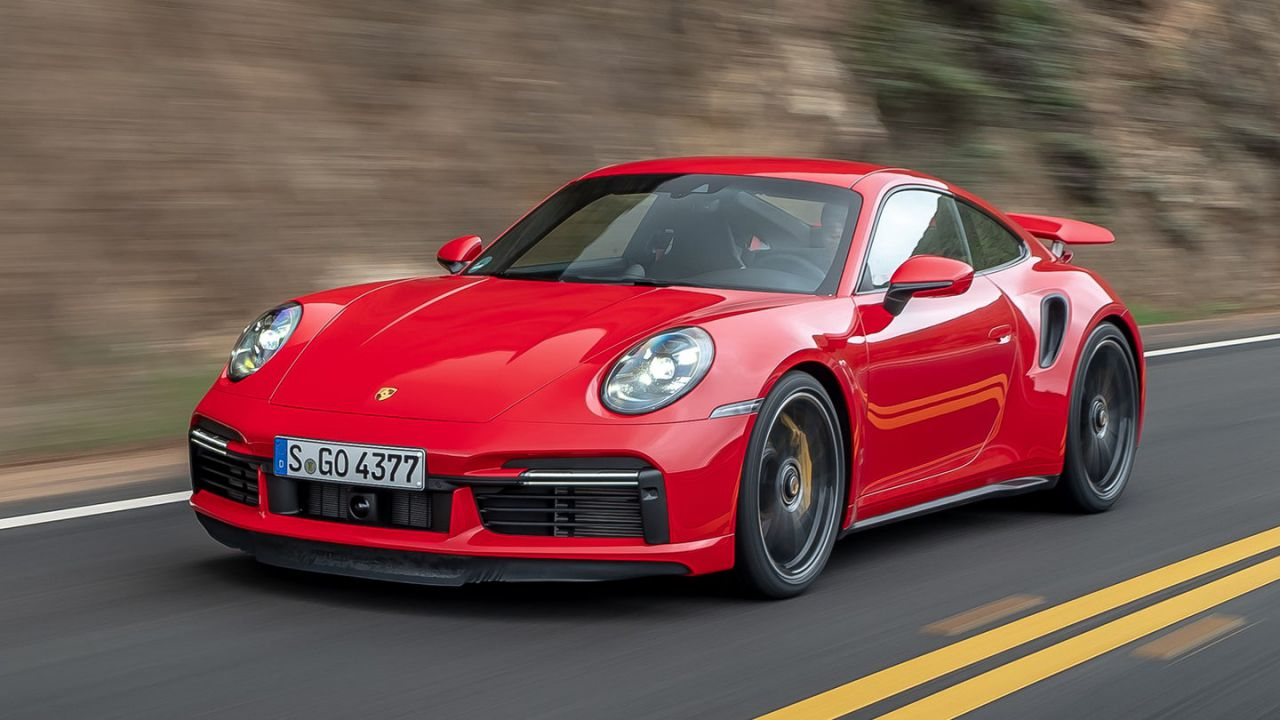 La Porsche 911 Turbo S è 'la migliore 911 di sempre'