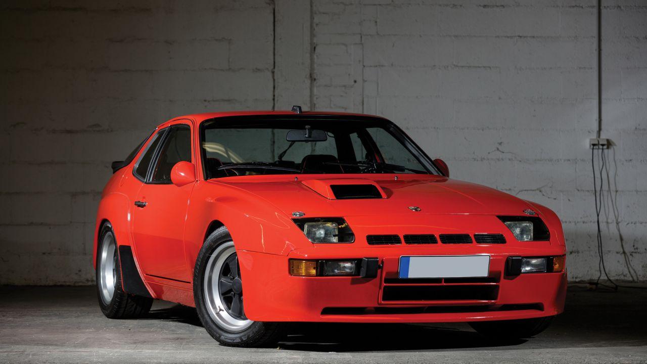 La Porsche 924 Carrera GTS è più rara di un unicorno, e quindi il suo prezzo è stellare