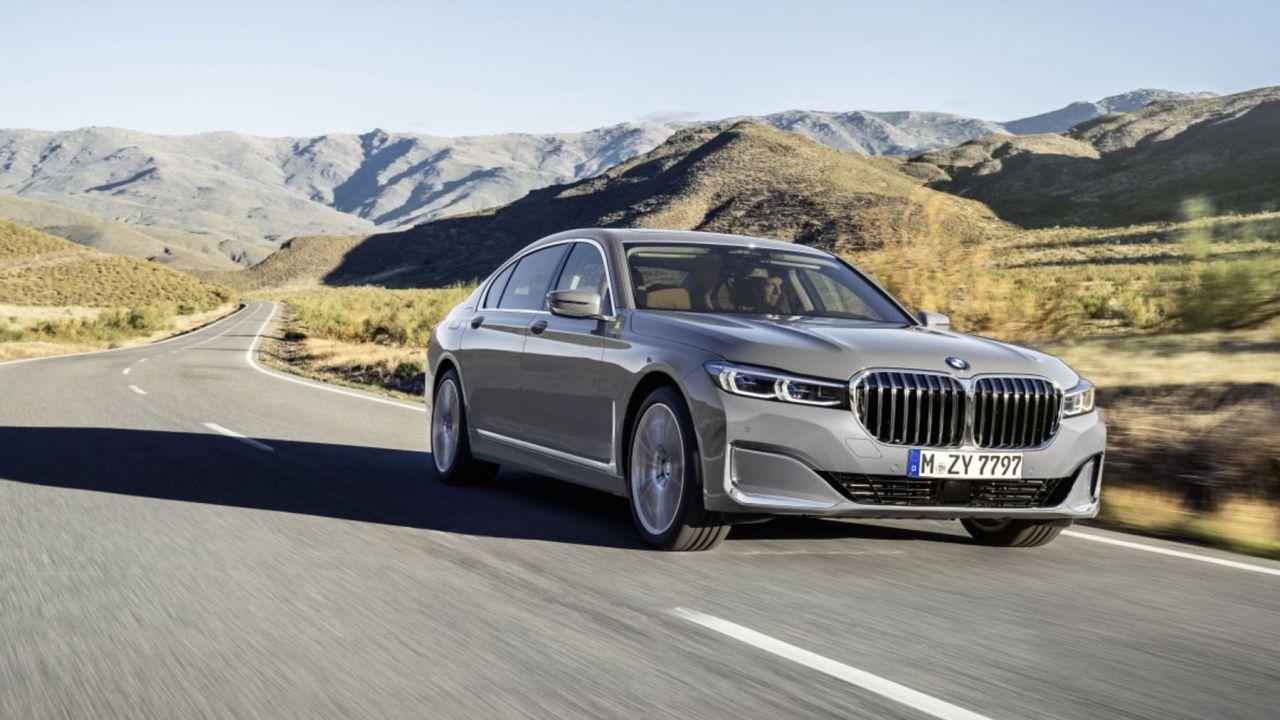 La più potente BMW Serie 7 di nuova generazione sarà elettrica