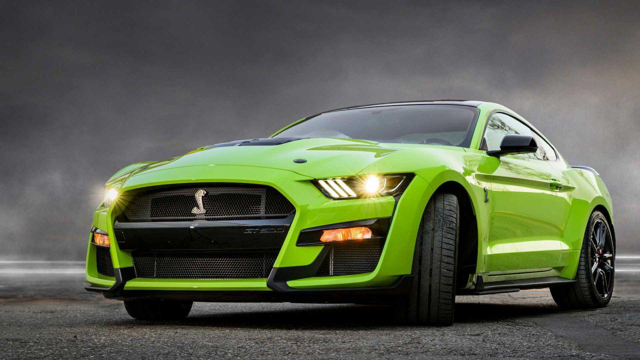 La potente Shelby Mustang GT500 arriva in Europa, ma non con Ford