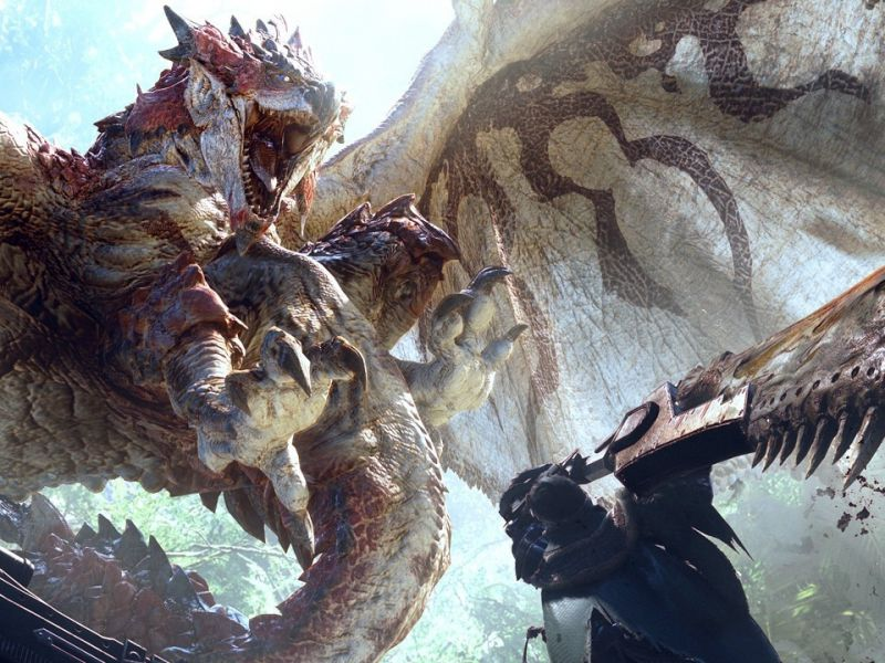 La prima recensione di Monster Hunter World è positiva: 39/40 su Famitsu