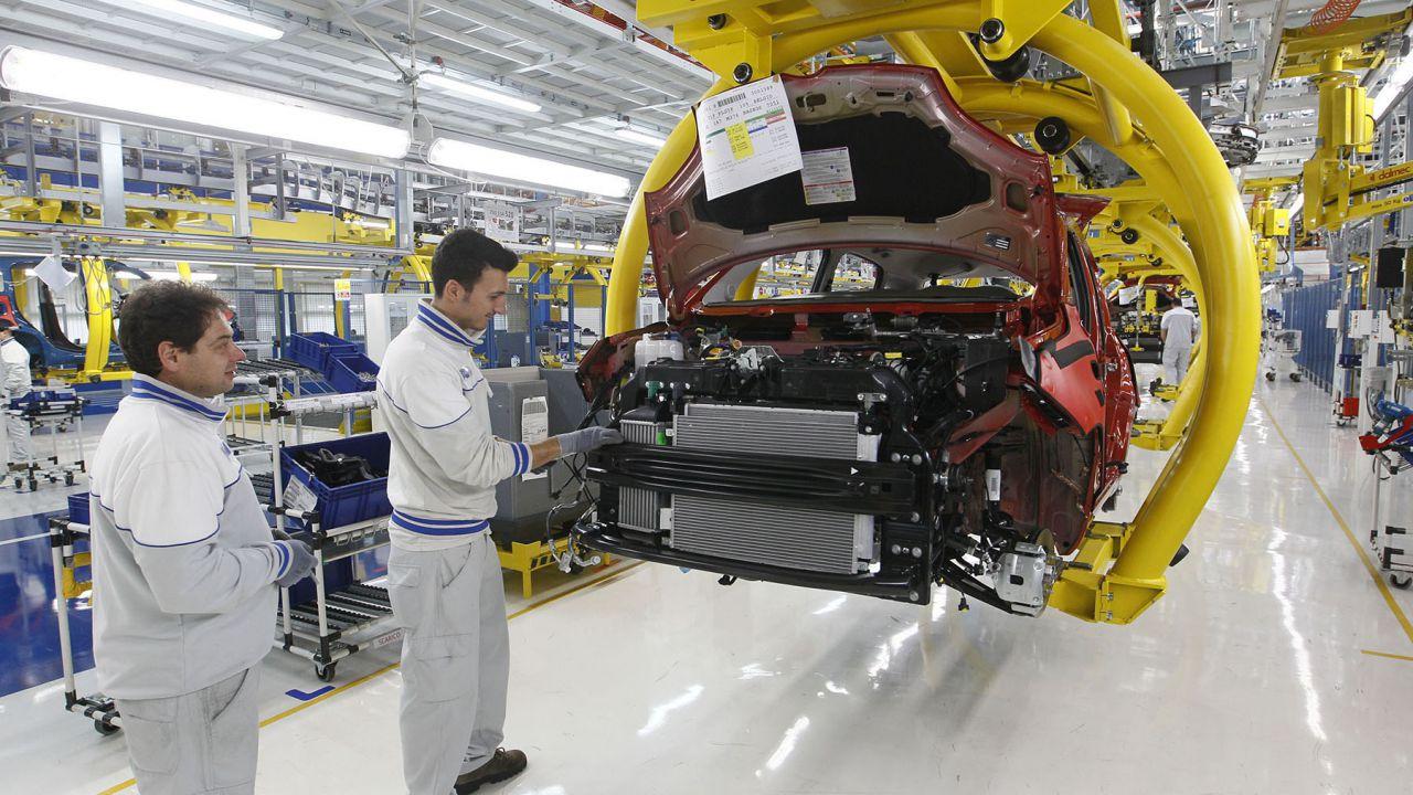 La produzione italiana del Gruppo FCA a -6,8%, aumenta la cassa integrazione