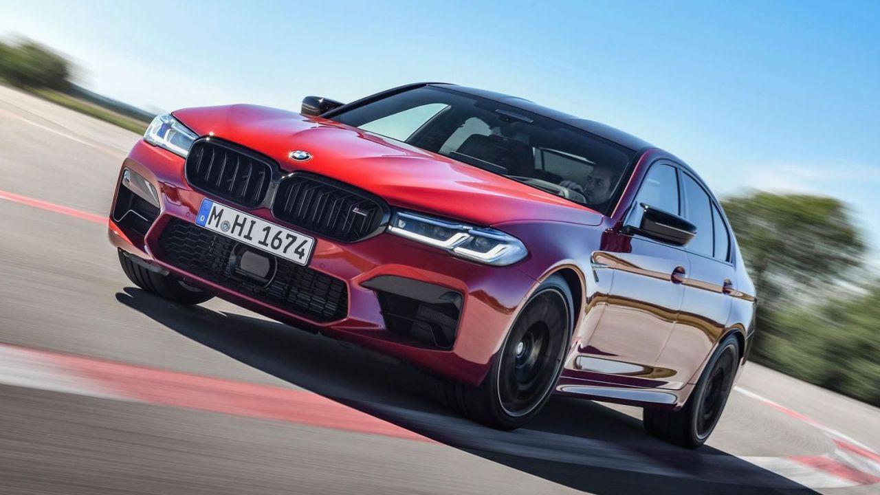 La prossima BMW M5 avrà 1000 CV elettrici? Lo afferma un report